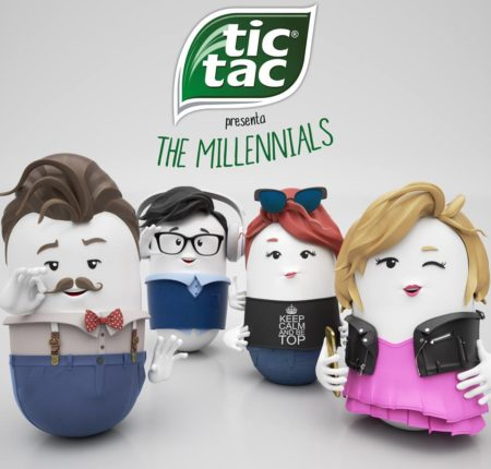 Tic Tac: The Millennials
